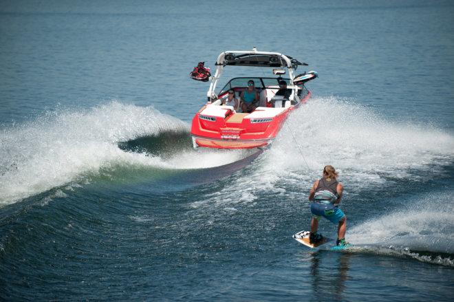 Licencja na holowanie narciarza wodnego