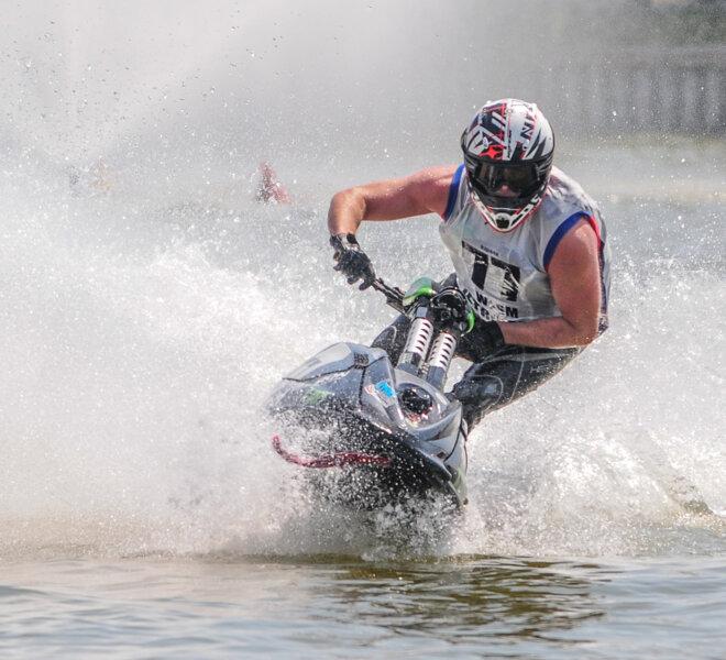 Kurs jazdy na skuterze wodnym