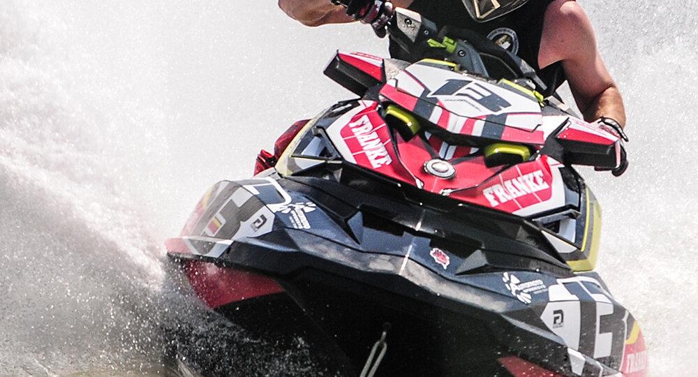 Szkolenie z jazdy na skuterze wodnym